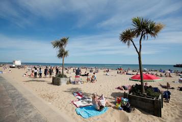 Outbreak of the coronavirus disease (COVID-19) in Bournemouth