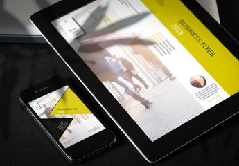 Clean Business Ebook Layout