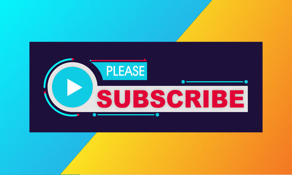 Subscribe Button for youtube
