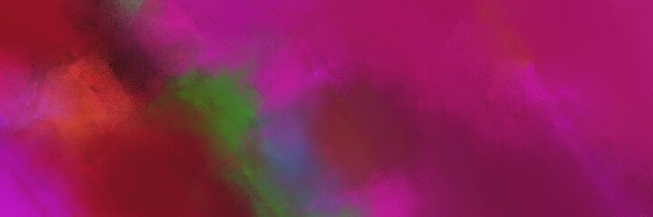 abstract colorful diagonal background with lines and dark moderate pink, dark red and dark olive green colors. can be used as canvas, background or banner Wall mural