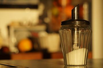 - Sugar Shaker -  Just a random sugar shaker ready to be shaken.