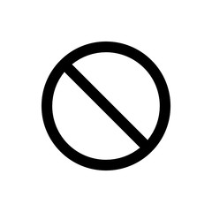 Caution symbol icon, warning symbol
