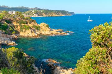 Fototapete - Costa brava resort in Spain