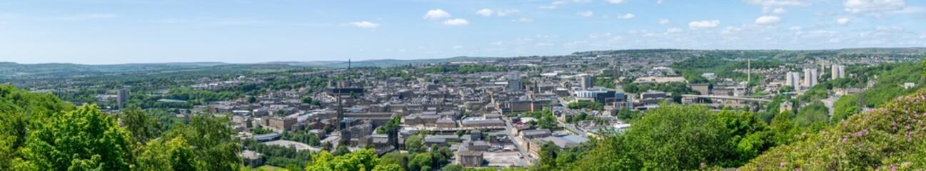 Halifax in West Yorkshire