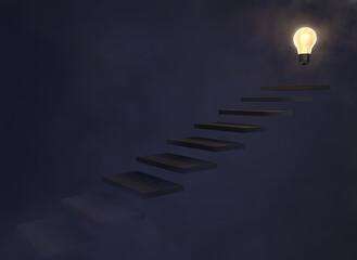 Steps to Revealing a Visionary Idea.