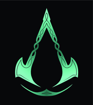 Assassin Creed Valhalla Logo