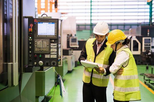 Factory inspector write audit report
