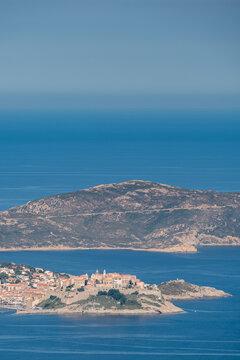 Citadel of Calvi in Corsica