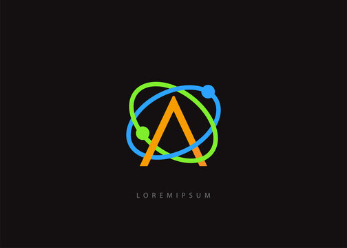 adobe template for font logo 2020