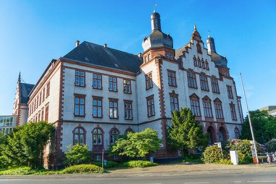 Rathaus der Stadt Hamm, Nordrhein-Westfalen