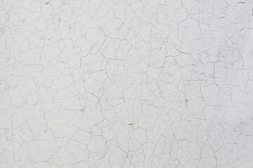 Gray weathered wall texture. Old Background with crack
