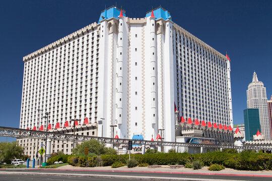Excalibur Hotel in Las Vegas