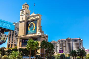 Bellagio Hotel and Casino in Las Vegas