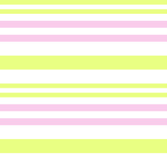 Pink Stripe seamless pattern background in horizontal style - Pink Horizontal striped seamless pattern background suitable for fashion textiles, graphics