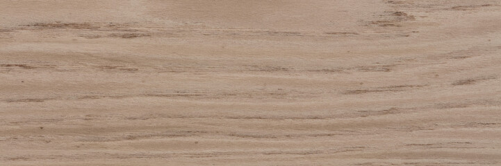 Tuinposter Marmer Beautiful light grey oak veneer background as part of your home project. Natural wood texture, pattern.