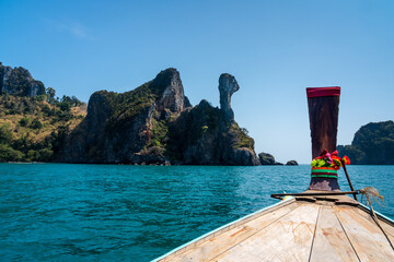 Ko Kai Chicken Island off Krabi in Thailand