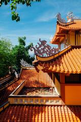 The Long Son Pagoda, Nha Trang, Vietnam