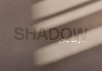 Shadow Overlay Mockups