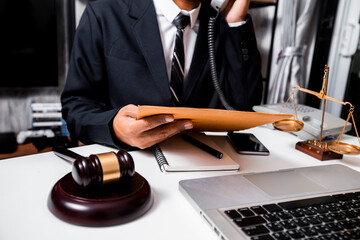 Concepts of Law and Legal services.