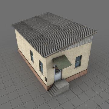 Favela building 3