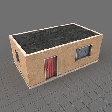 Favela building 2
