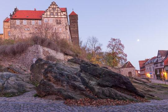 Quetlinburg Schloß
