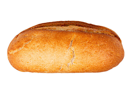 loaf on white