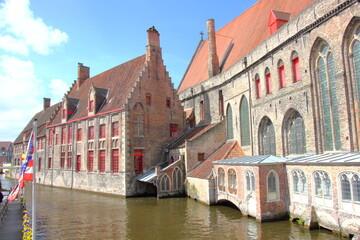 A visit to Bruges, Belgium