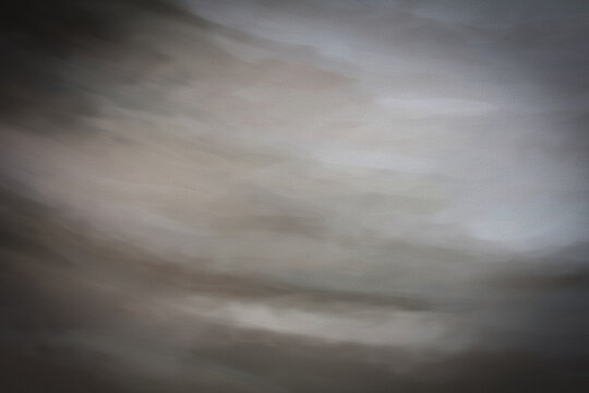 Abstract background grey shades in painting style.