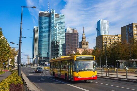 Warsaw  Public Transport BUS
