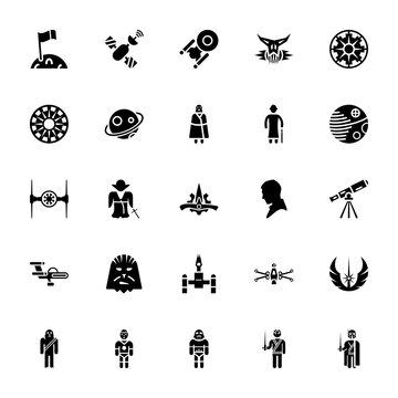 Star wars vector pack
