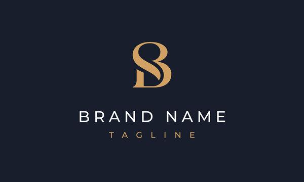 SB Logo Design Letter SB Logo Template SB Monogram