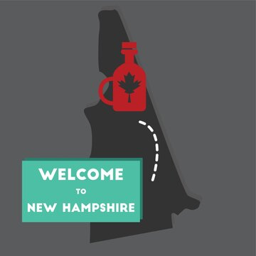 welcome to new hampshire state