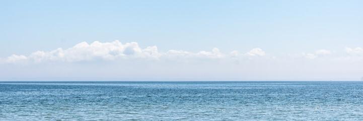 1:3 cropped sea landscape