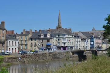 Redon, Bretagne, Ille et Vilaine, west of France