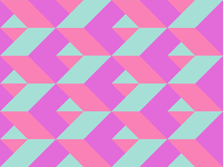 Image without seams. Beautiful pattern on a summer theme. Pattern consisting of  holes and  isometry. Background image.