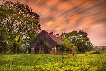 Opuszczona Wieś - Warmia