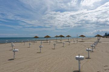 Italien - Marken - Torette - Strand Azzura
