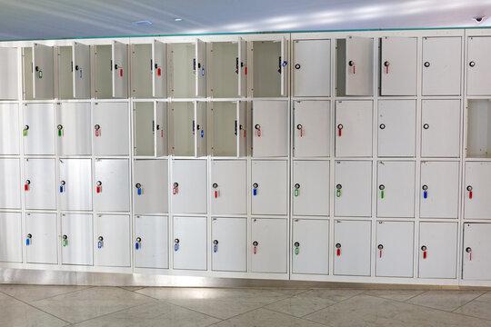 Lockers Room Boxes