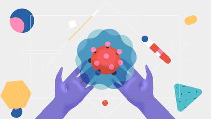 coronavirus analysis and testing