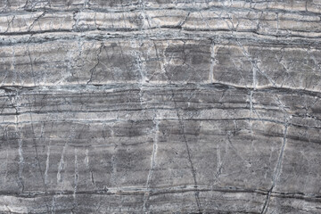 Tuinposter Marmer Stylish grey marble background for your interior.