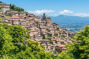 Patrica, beautiful little town in the province of Frosinone, Lazio, Italy.