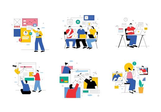 Teamwork Art Kit