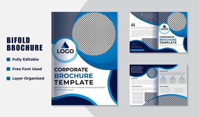 Creative and Modern Corporate Business Brochure Design Template