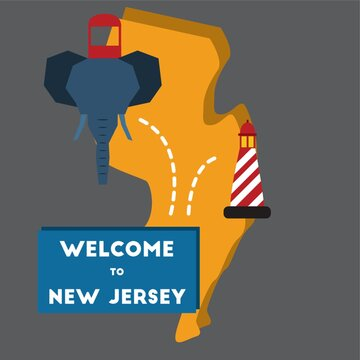 welcome to new jersey state