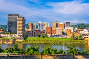 Fototapete - Charleston, West Virginia, USA