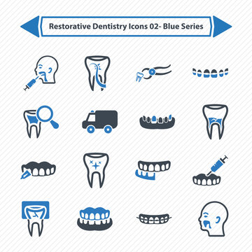 General & Preventive Dentistry Icons 04