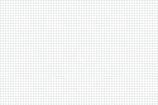 white fabric texture background with dots gray color