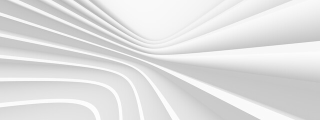 Fotobehang - Abstract Office Background. Artistic Graphic Design