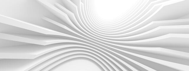 Fotobehang - Abstract Floor Background. White Indoor Texture